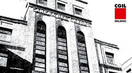 16 ottobre: Presidio dalle 14:00 alle 16:30 in Camera del Lavoro.
