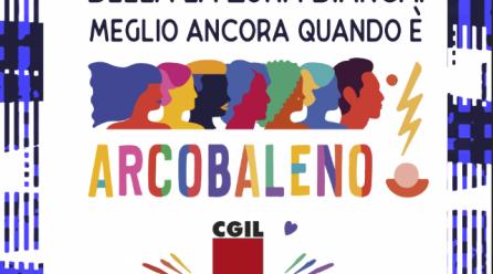 La CGIL Milano al Pride 2021