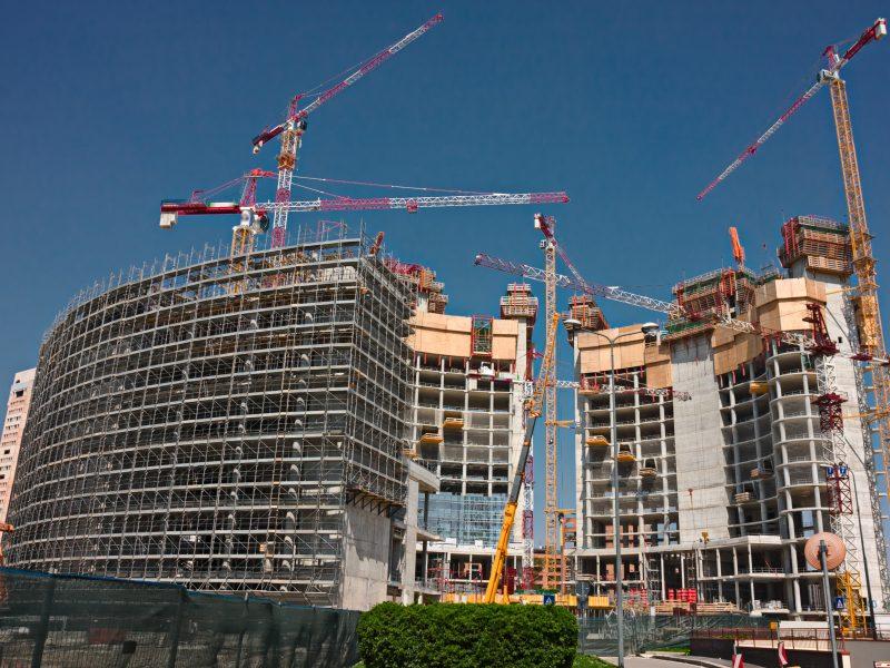 Il futuro dei cantieri a Milano